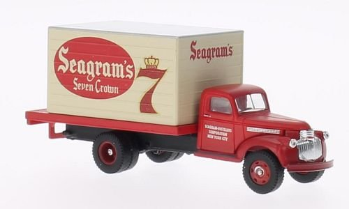chevrolet-41-46-delivery-truck-seagrams-seven-crown-model-car-ready-made-classic-metal-works-187