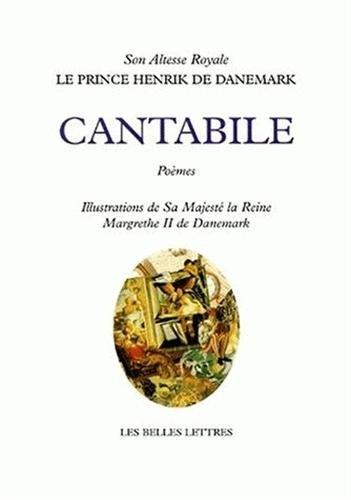 Cantabiles : poèmes