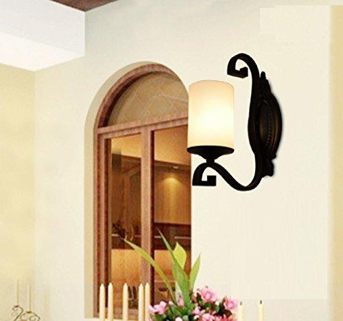 Retro minimalistischen Wohnzimmer Schlafzimmer den Hotel Eisen Wandkerzenhalter von amerikanischen vor Ort Europäische -