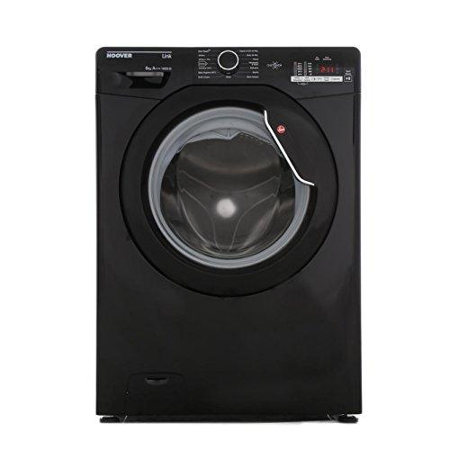 Hoover DHL1482DBB 8kg 1400rpm Washing Machine in Black