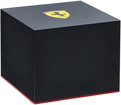 Scuderia Ferrari Turbo Quarzuhr silber - 5