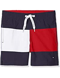 13a37f7aff58e1 Tommy Hilfiger Boy s Medium Drawstring Swim Shorts