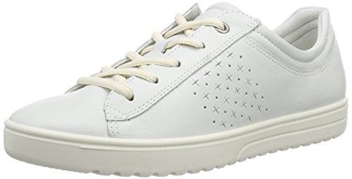 Blanc Weiß FARA SHADOW femme Derby WHITE02152 Ecco g4xBwvnqt