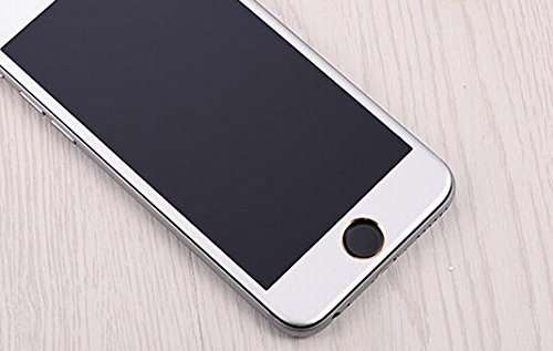 InShang Apple Iphone6 6S (4.7 inch) Pellicola protettiva vetro temperato,Super resistente agli urti,ultra-trasparente film protezione dello schermo di alta sensibilità,Full Screen 3D curve 100% fit +T silver