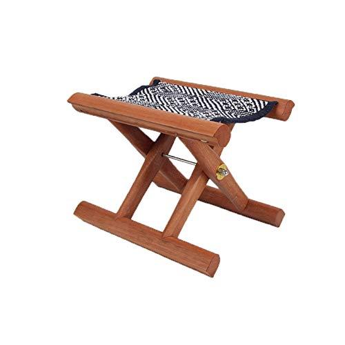 s Kirschholz Klappstuhl Stuhl Aus Massivem Holz Mazza Schuhhocker Wechseln Angelstuhl Kleine Bank Angelhocker Durable stark ()