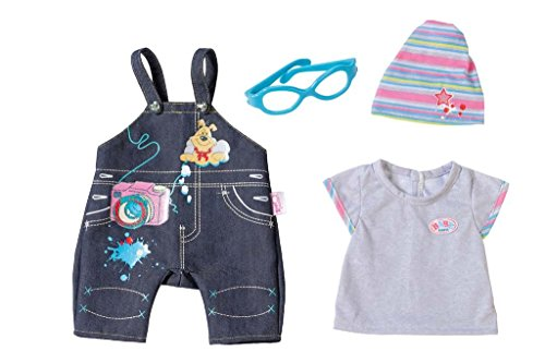 Baby Born Deluxe Jeans Collection by Baby Born