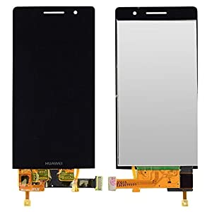 Ersatzteile, iPartsBuy LCD-Screen + Touch Screen Digitizer Assembly für Huawei Ascend P6
