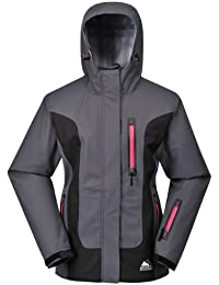 COX SWAIN women 3-layer hardshell outdoor jacket LISA 8.000mm waterproof 5.000mm breathable