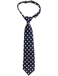 Retreez–lunares Tejido microfibra PRE-TIED Boy de corbata–varios colores