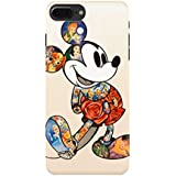 MICKEY MOUSE DISNEY MINNIE DISNEYLAND Full 3D effect Phone case cover shell for apple Iphone and Samsung- IPHONE 8 - 19
