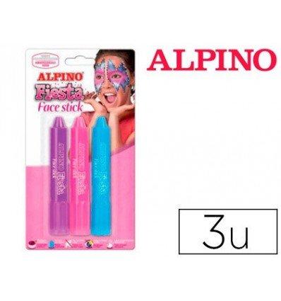 Alpino DL000052 - Set de maquillaje