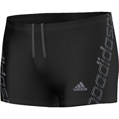 Adidas INF Lineage Boxer Short de bain pour Noir/Gris