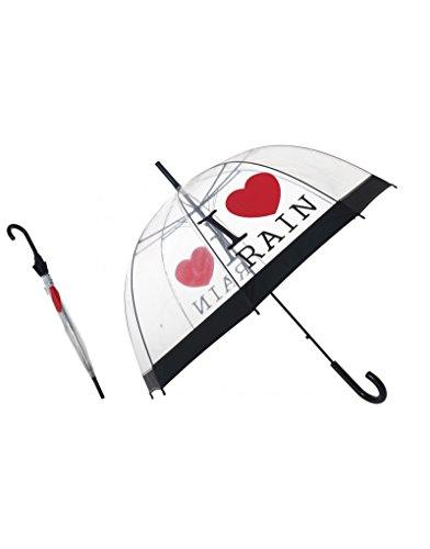 Home Line Paraguas Transparente