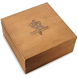 Invicta Sea Base Wooden Watch Collectors Box [Watch]
