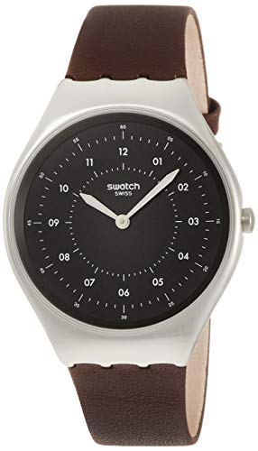 Orologio Swatch Skin Irony SYXS102 Al quarzo (batteria) Acciaio Quandrante...
