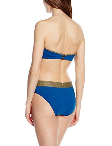 Canobio Damen Bikini-Set Glam Blau - Blau (Königsblau)