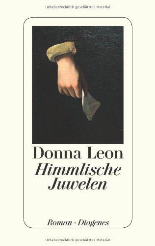 Buchseite und Rezensionen zu 'Himmlische Juwelen' von Donna Leon