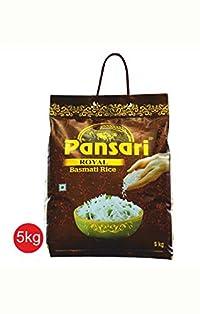 Pansari Royal Basmati Rice, 5kg