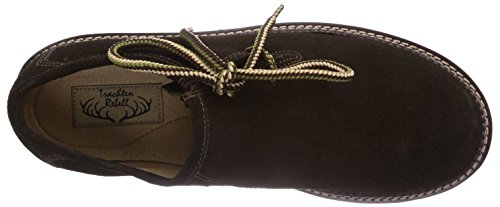 Trachtenrebell Sepp, Chaussures Oxford Homme Marron (coffee)