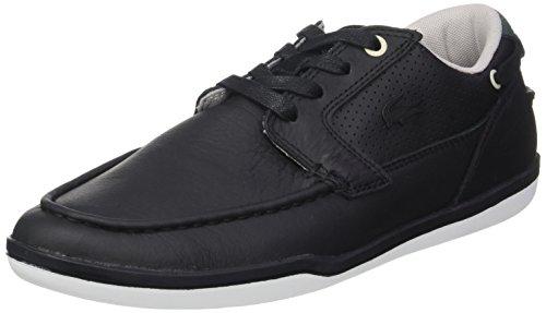 Lacoste Deck-Minimal, Sneaker Uomo Nero (Blk)