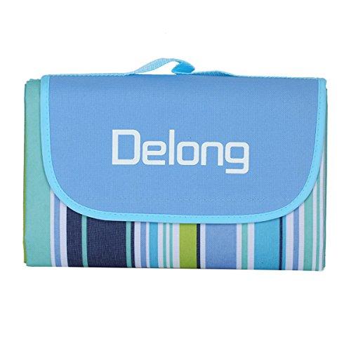 delong-pb-02-manta-de-picnic-extra-grande-con-bolsa-impermeable-de-78-x-57-cm-azul-claro