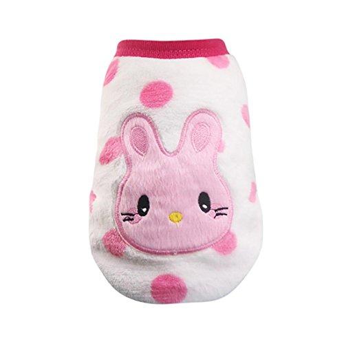 Sannysis pequeño Perros Accesorios Ropa Mascotas Disfraces suéter para Perros Trajes de...
