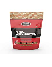 Bigmuscles Nutrition Nitric Whey Protein 10 Lbs (Cafe Mocha)
