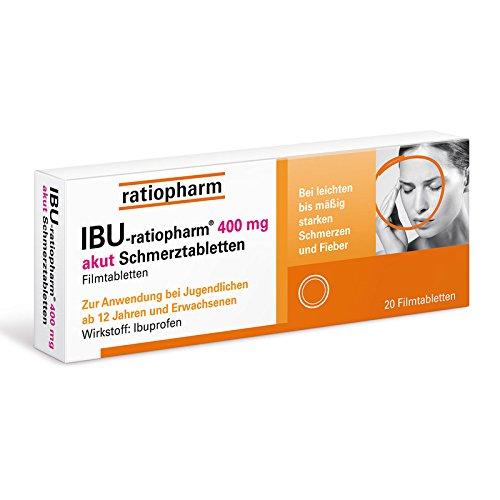 IBU-ratiopharm 400 akut S 20 stk