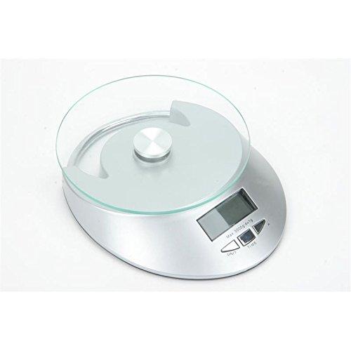bascula de cocina electronica - ultra resistante - de diseño - contiene pila