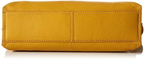 BREE Toulouse 3 S17, sac bandoulière Gelb (mango)