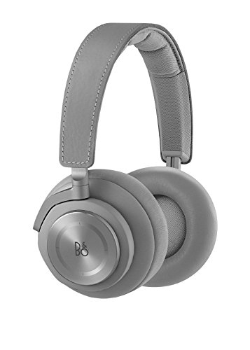 B&O PLAY by Bang & Olufsen Beoplay H7 Over-Ear Wireless Headphones – Cenere