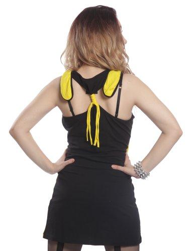 Cupcake Cult Kleid CHUCHU DRESS Yellow