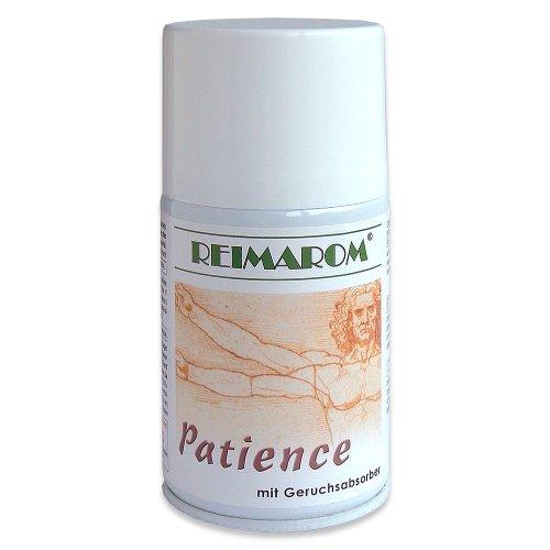 Raumduft-Komposition Patience 250 ml für automatische Duftspender inklusive Geruchsentferner (Duft Mandarine Vanille)