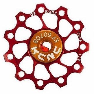 kcnc-jockey-wheel-pulley-ultra-light-10t-shimano-campagnolo-sram-bike-red