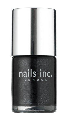 Nails Inc - Maddox Street - Vernis à ongles - Gris métal - 10 ml