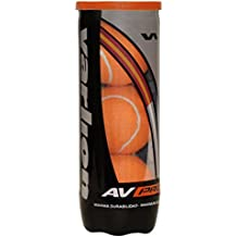Varlion Avant Pro - Bote de pelotas de pádel, color naranja