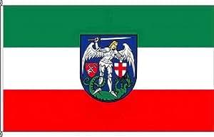 Königsbanner Autoflagge Zeitz - 30 x 45cm - Flagge und Fahne