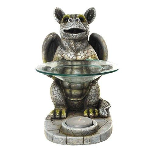 Drachenkinder Duftlampe Duftöllampe Drache Figur Drachenkind Teelicht