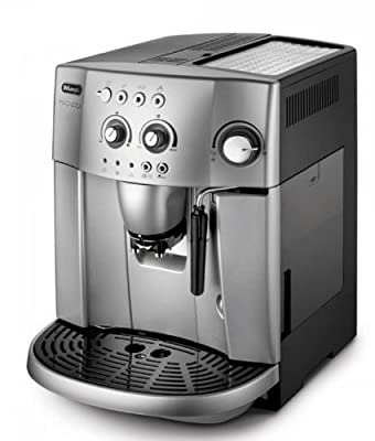 Magnifica Bean to Cup Espresso/Cappuccino Coffee Machine ESAM4200 - Silver by china