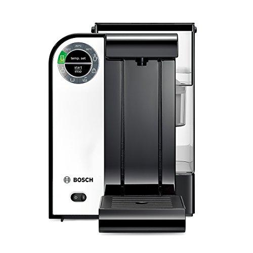 Bosch Filtrino / THD2023 Fontaine à eau chaude 5 températures Filtre Brita Blanc/noir (Import Allemagne)
