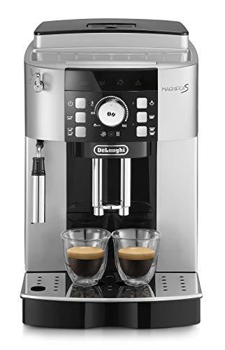 DeLonghi ECAM 21.117.SB Kaffee-Vollautomat, silber