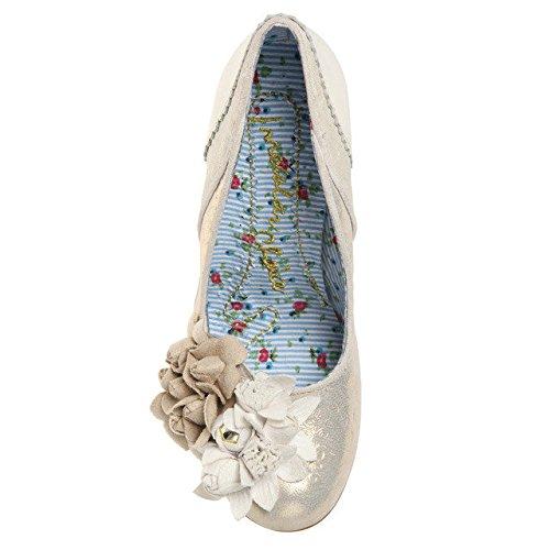 Irregular Choice Mrs Lower 4009-02A Femmes Heels - n / a