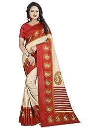 AKSHAR STORE Maza Chiku Maroon Sarees For Women Latest Design Sarees New Collection 2018 Sarees Below 1000 Rupees...