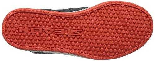 Five Ten MTB-Schuhe Spitfire Dunkelgrau/Bold Orange Grau