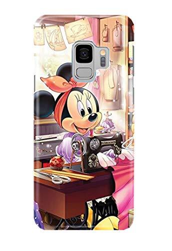 Case Me Up Handy Hülle für Samsung Galaxy S9 Mickey Mouse Sweet Disney Cute 20 Designs