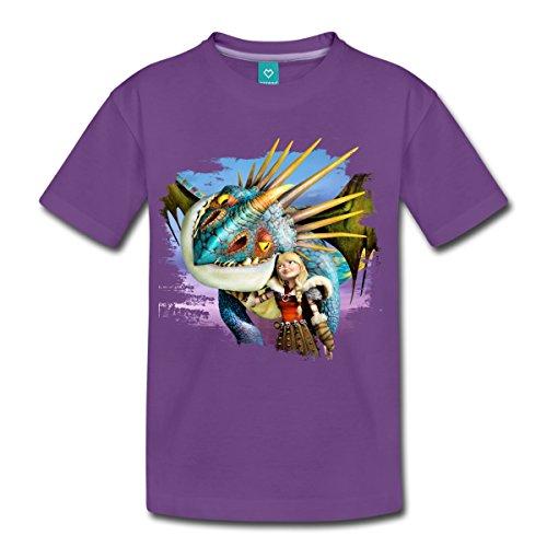 dreamworks-dragons-drachenzhmen-astrid-und-sturmpfeil-kinder-premium-t-shirt-von-spreadshirt-134-140