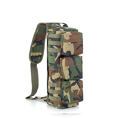 Outdoor Bergsteigen-Tasche/Leinwand-Diagonale Paket/Liebhaber des Outdoor-Sporttasche/Reisetasche C