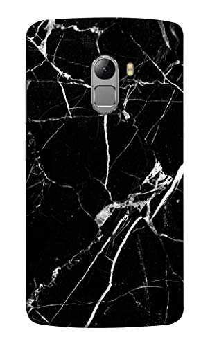 Oye Stuff Marble Printed Designer Case, Slim and Light Weight Back Cover for Lenovo K4 Note