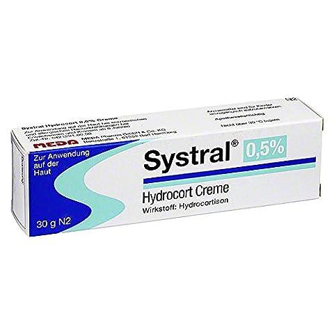 Systral Hydrocortison 0,5 % Creme, 30 g