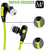 Best Workout Headphones For I Phone - MOVO® vivo Y66 Compatible Certified Wireless Bluetooth Bluetooth Review